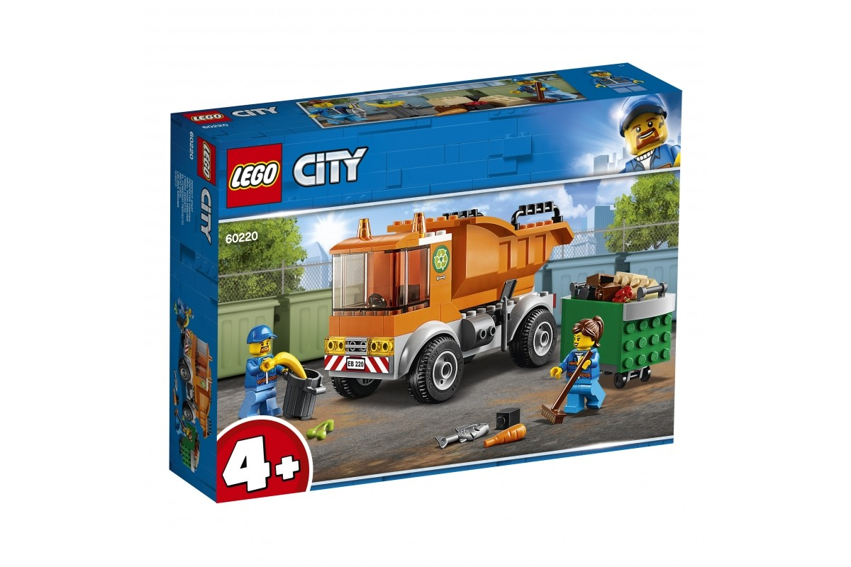 Конструктор Lego City Great Vehicles