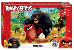 Пазл maxi Angry Birds, 24 элемента