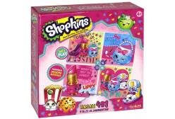 Пазл 4 в 1 Shopkins. Beauty