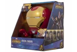 Будильник Marvel BulbBotz Infinity Wars Iron Man, 14 см