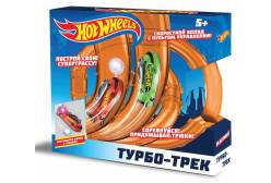 Турбо-трек Hot Wheels, 39 деталей, арт. Т14098