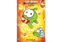 Пазлы Cut The Rope, 12 элементов, в рамке