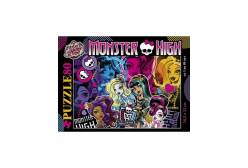 Пазл Школа Монстров (Monster High), 80 элементов