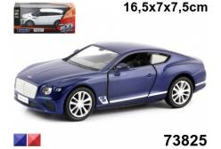 Машинка Bently Continental GT 2018